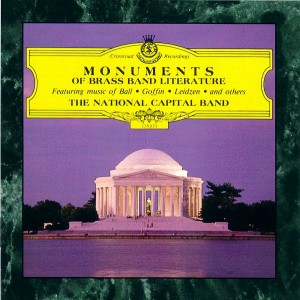Monuments of Brass Band Literature (1990)
